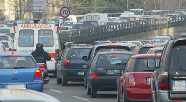 blocco-traffico-Milano