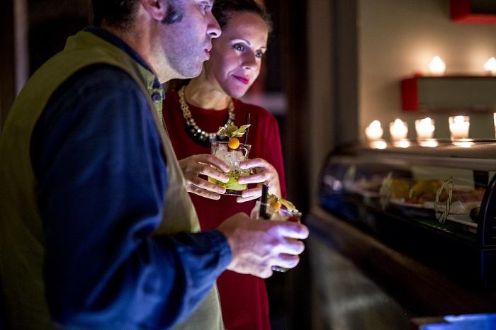 Me Geisha Roma cocktails