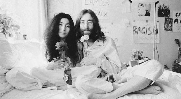 Bed-In-Yoko-Ono-John-Lennon