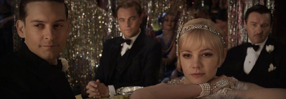 Il Grande Gatsby Mediaset Premium