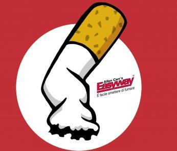 mozzicone sigaretta seminario Allen Carr EasyWay