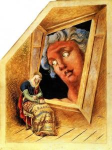 Alberto Savinio - Annunciazione