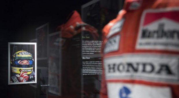 Ayrton Senna mostra