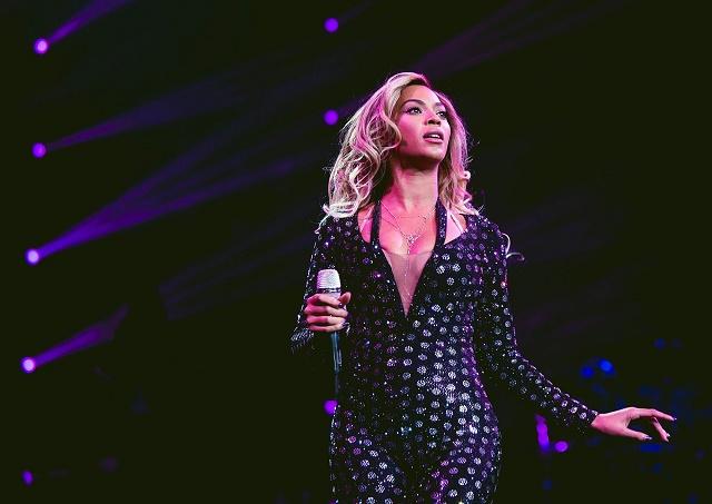 Beyonce a Milano