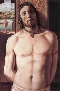 Donato Bramante - Cristo alla colonna