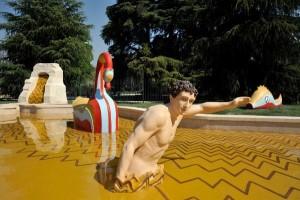 Giorgio De Chirico - I bagni misteriosi