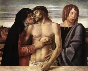 Giovanni Bellini - Pietà