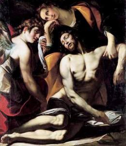 Giulio Cesare Procaccini - Pietà