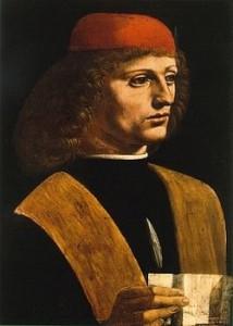 Leonardo da Vinci - Ritratto di musico
