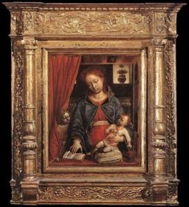 Vincenzo Foppa - Madonna con bambino