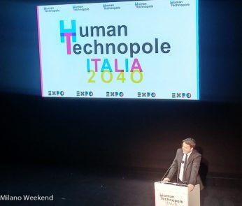 human technopole milano renzi