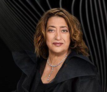 morta Zaha Hadid