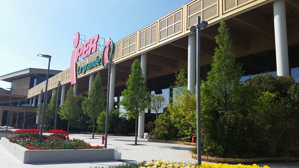 Centro commerciale Arese foto Federica Podio (1)