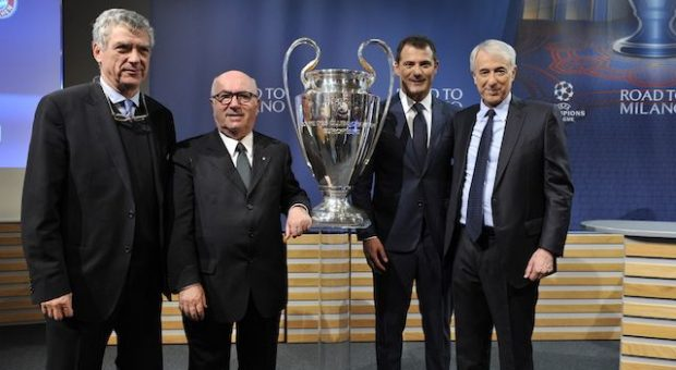 coppa champions league a milano