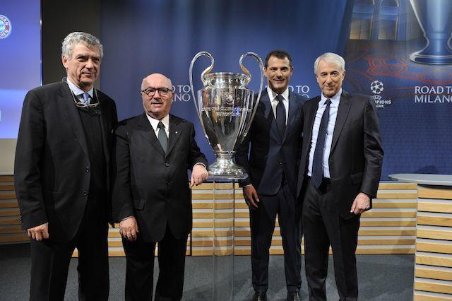 coppa champions league a milano