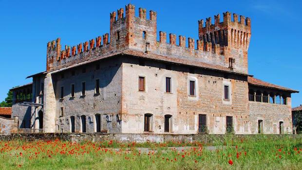 Castelli e borghi aperti nella provincia di bergamo for Le stanze di sara bologna