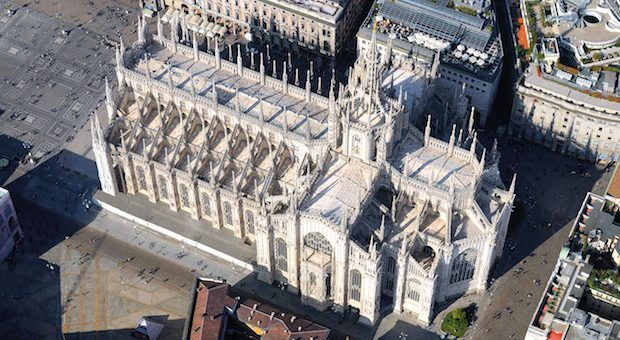 Visite Guidate Al Duomo Di Milano Maggio 2016