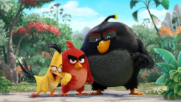 Angry Birds recensione