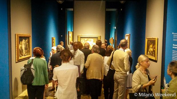 Brera dialogo Mantegna generale