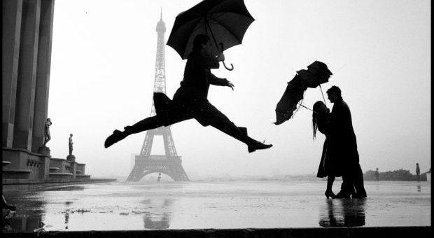 FRANCE. Paris. 1989. Eiffel tower 100th anniversary
