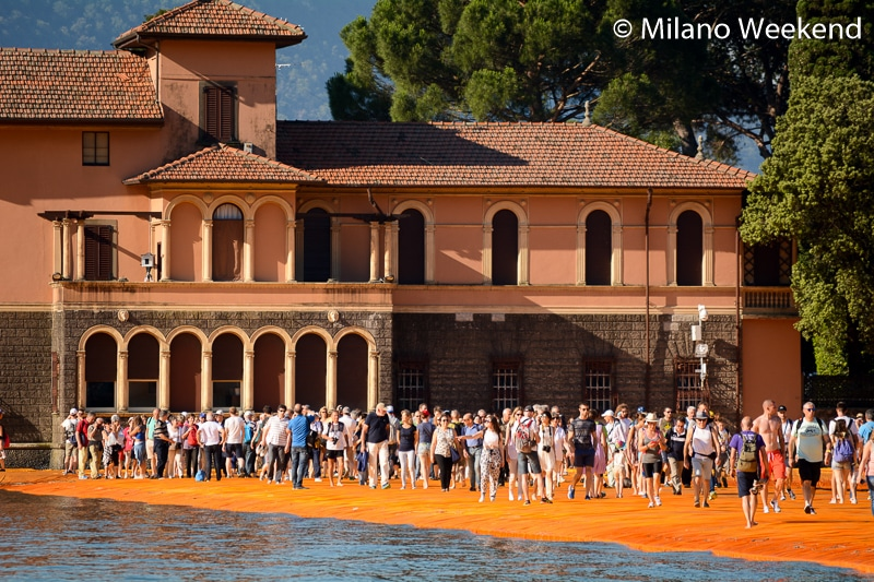 Floating Piers alba Milano Weekend-19