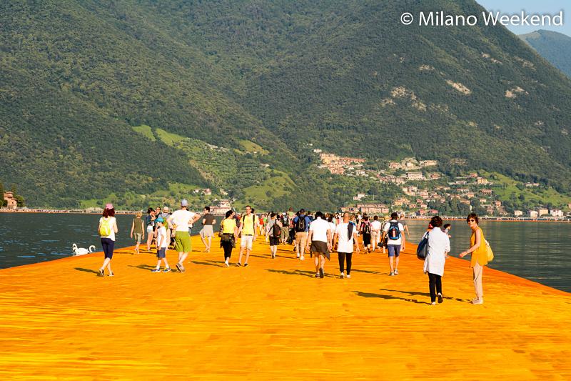 Floating Piers alba Milano Weekend-8