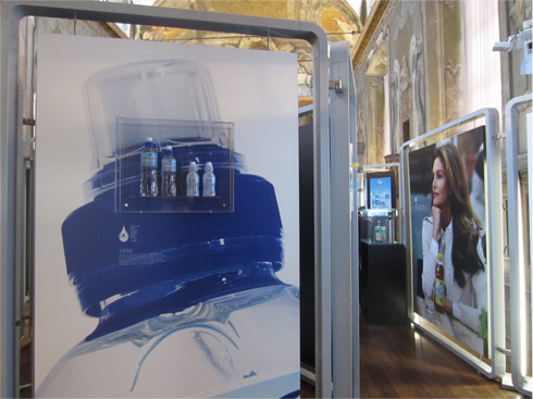 san benedetto mostra museo scienza Cindy Crawford