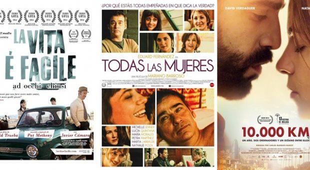 Festival del cinema spagnolo 2016