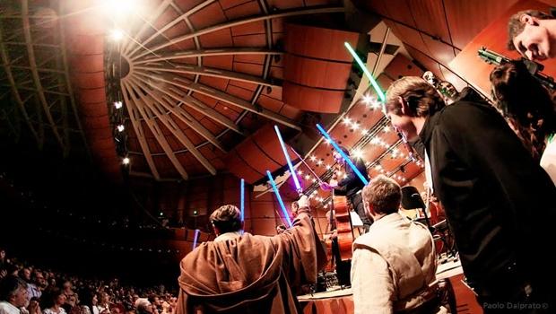 Star Wars concerto