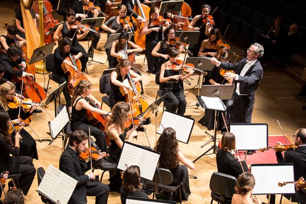 Concerto Accademia del Teatro alla Scala_Dirige il Maestro Fabio