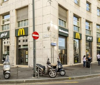 McDonald's San babila