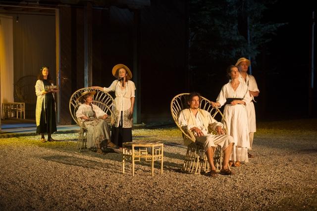 Sogni di un'altra vita Teatro Ascona