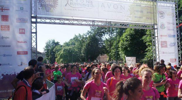 Avon Running Milano 2016