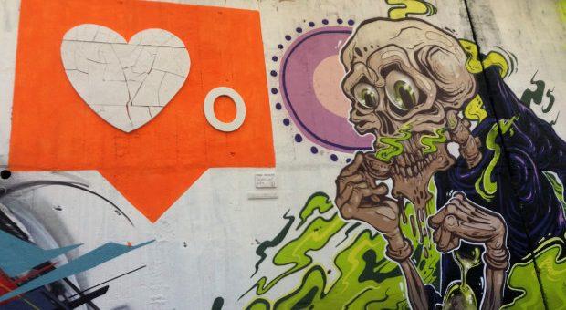 I Piu Bei Murales.Street Art A Milano I Graffiti Piu Belli Di Nolo