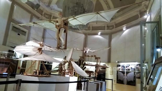 Il Mondo di Leonardo a Milano