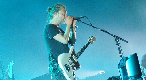 Radiohead tour 2017