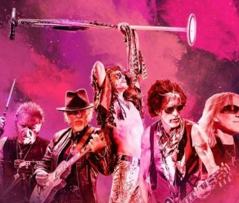 Aerosmith tour 2017