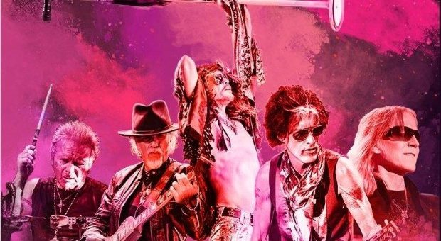 Aerosmith tour 2017