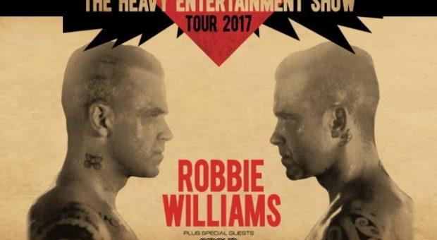 Robbie Williams Tour 2017