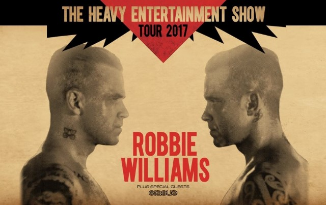 Robbie Williams Tour 2017