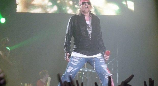 Guns N' Roses Italia 2017