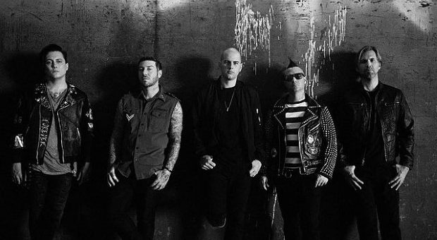 avenged sevenfold in italia