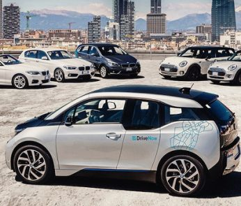Car-sharing-BMW-DriveNow