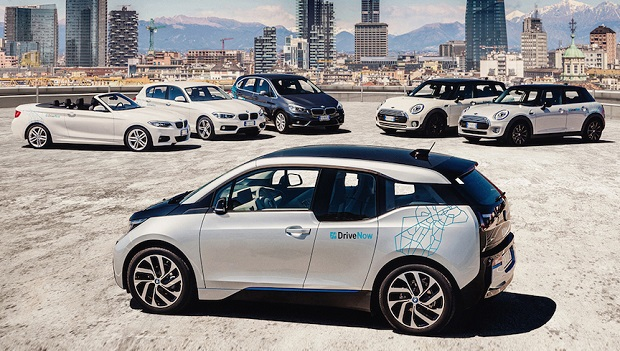 Car-sharing-BMW-DriveNow