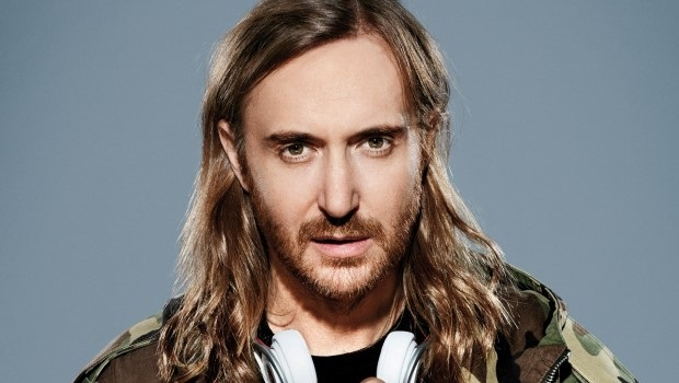 David Guetta tour 2017