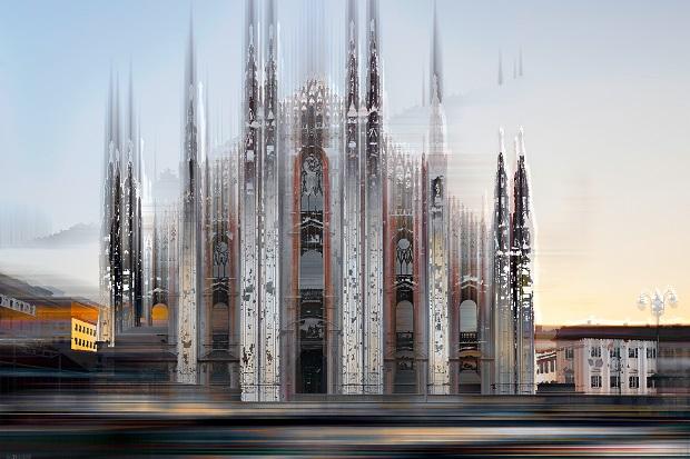 Milan Projection I © Sabine Wild, www.lumas.com