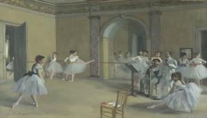 Danza a teatro