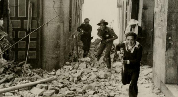 guerra civile spagnola mostra