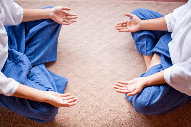 yoga spiegone benessere