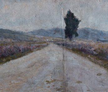 Modigliani-paesaggio